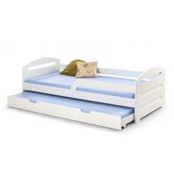 Детская кровать NATALIE 2 белая 90x200