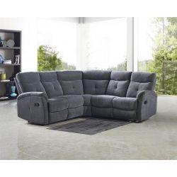 Угловой диван LAHTI (Halmar) темно-серый 180/180/95 cm