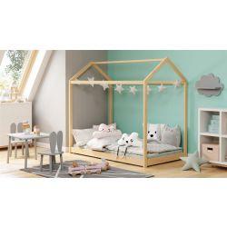 Детская кровать YOGI сосна 80x160cm
