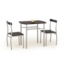 Комплект для столовой LANCE венге 2+1