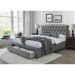 Pesukastiga voodi AVANTI 160