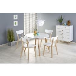 Раскладной обеденный стол RUBEN 102-142 cm