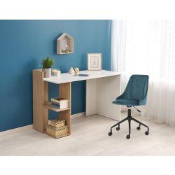 Письменный стол FINO дуб/белый