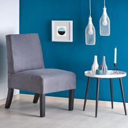 Кресло FIDO темно-серое