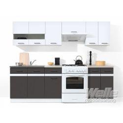 Köögikomplekt JUNONA 240/BI/BIP/SZW/INC