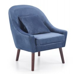 Кресло OPALE синее
