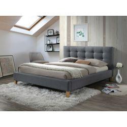 Кровать TEXAS 180 серый T23