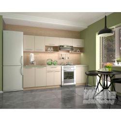 Köögikomplekt VIOLA 260 vanilla