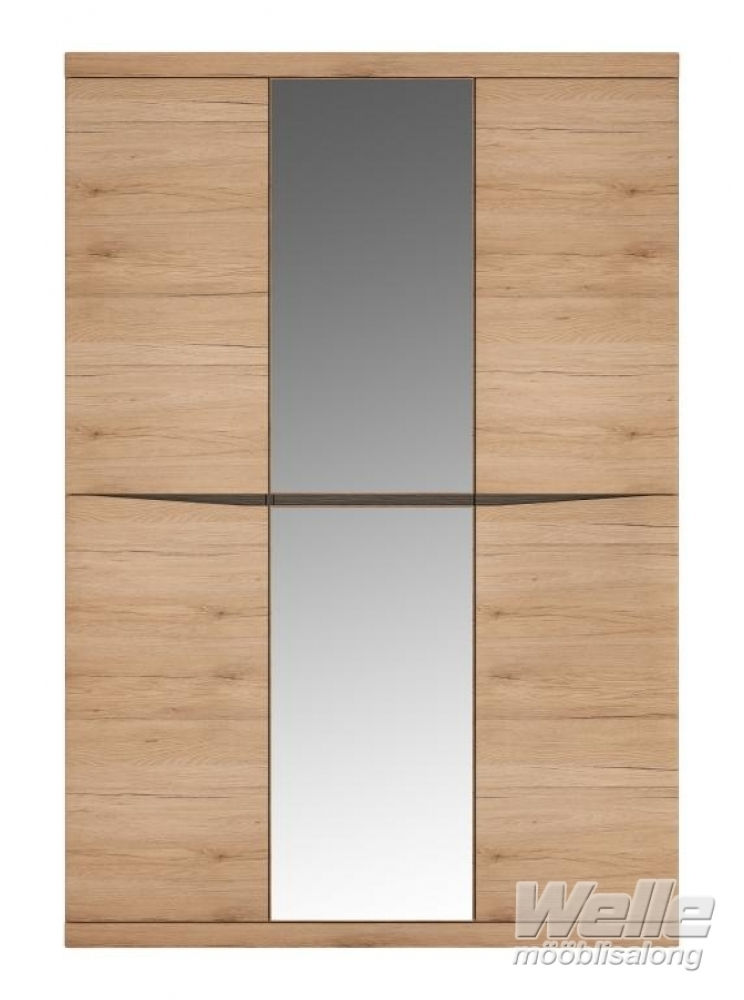 Riidekapp 150cm SUMMER TYP22 3D
